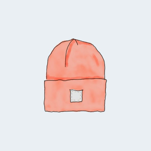 کلاه کودک – آبی, کوچک
