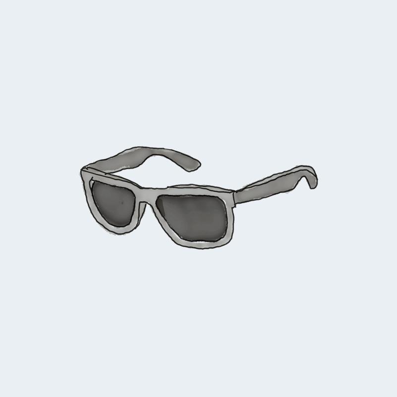 عینک بچگانه آفتابی
